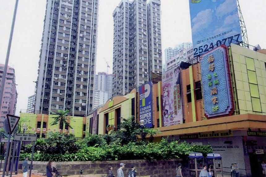 A file photo of Smartland, one of five malls in the Fortune real estate investment trust.  PHOTO: ARA ASSET MANAGEMENT