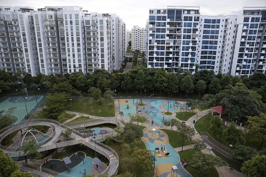 Foreigners have cut their purchases of Singapore private homes to the lowest since the global financial crisis.