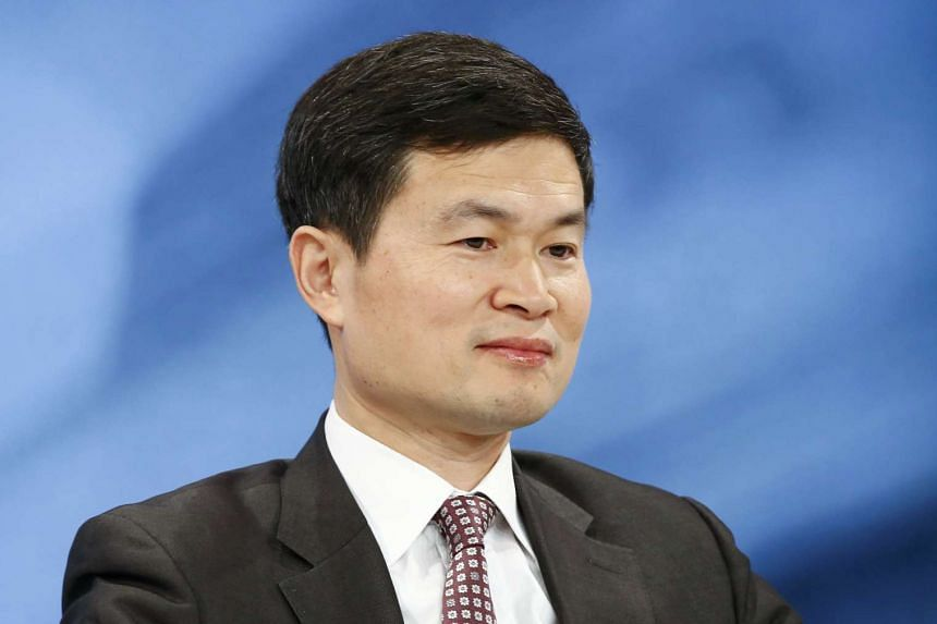 Mr Fang Xinghai, vice-chairman of China's Securities Regulatory Commission.