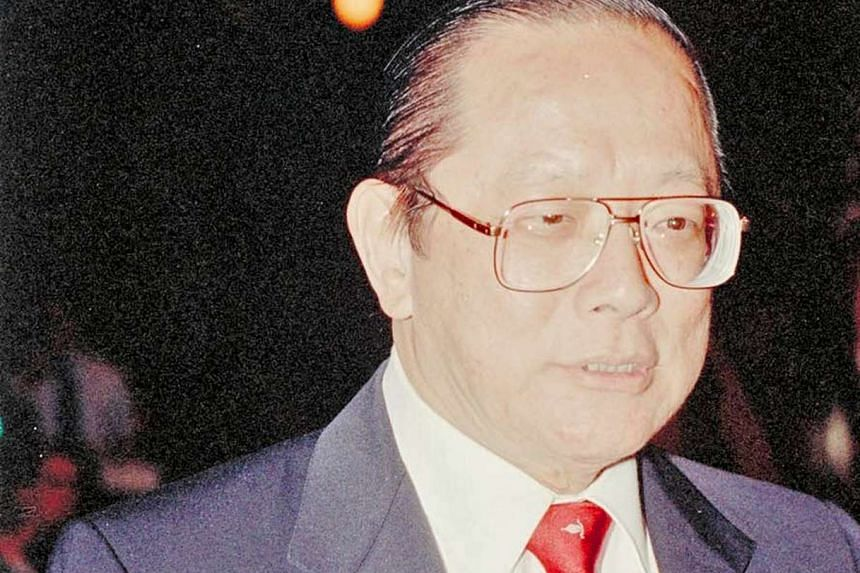 Mr Francis Seow, former solicitor-general and opposition politician, has died in Boston aged 88.