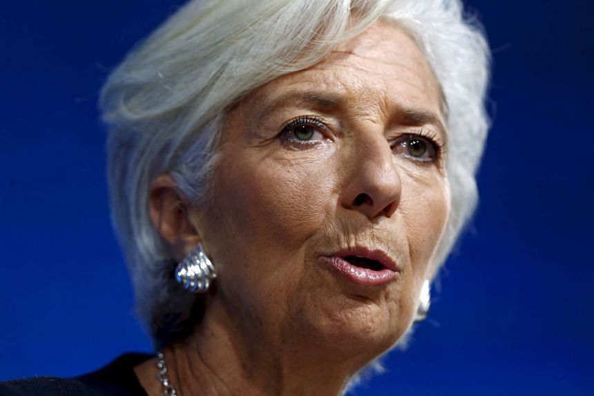 Ms Christine Lagarde announced that she will run for a second term at the head of the IMF.