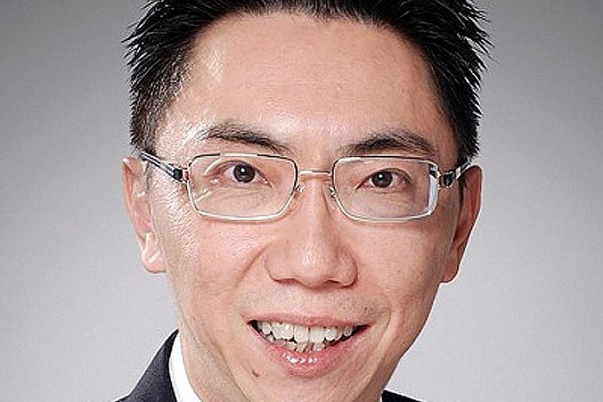 MR NG SIEW QUAN, from PwC,on succession planning in family-run firms