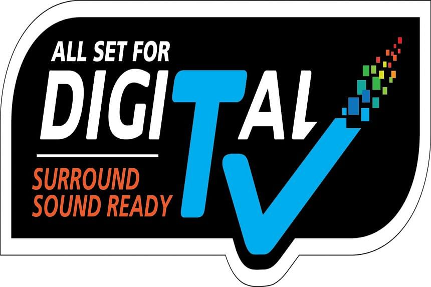 Consumers should look out for an MDA label that indicates whether a TV set or set-top box is compliant with Singapore's digital format.