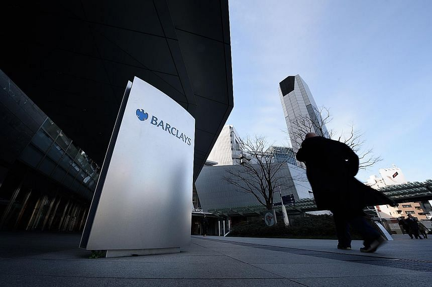 The cost-cutting moves are part of plans by new Barclays chief executive Jes Staley to improvethe bank's profitability.