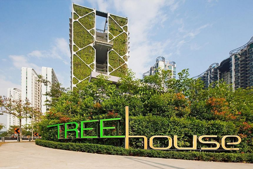CDL, whose Tree House condo entered the Guinness World Records in 2014 for having the largest vertical garden, is the top real estate company on the sustainability ranking and is the only Singapore firm to have made it to the list for seven consecuti