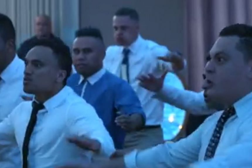 The emotional video of the wedding haka went viral, attracting more than 20 million views.