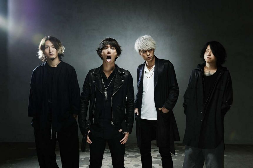 Japanese quartet One OK Rock are back for their third gig in Singapore.