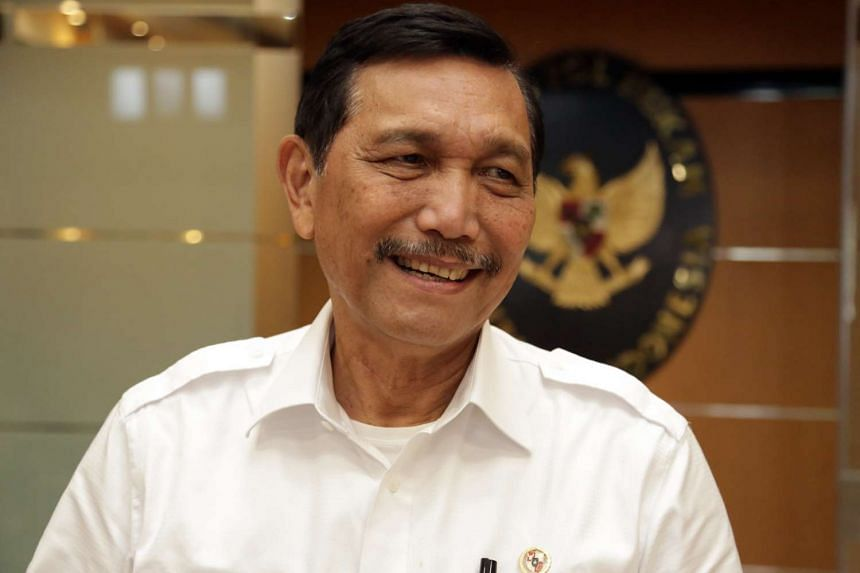 Mr Luhut, Indonesia's security czar, aims to boost the powers of the police and other security agencies so they can pre-empt terror activities in the country.