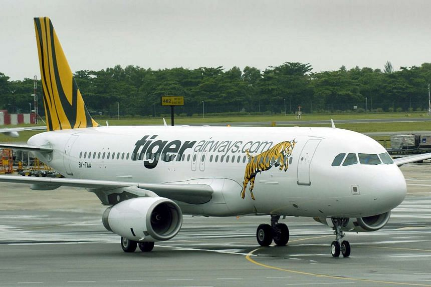 Falling fuel prices boosted profits at Tigerair, with operating profit increasing from $4.1 million to $10 million.