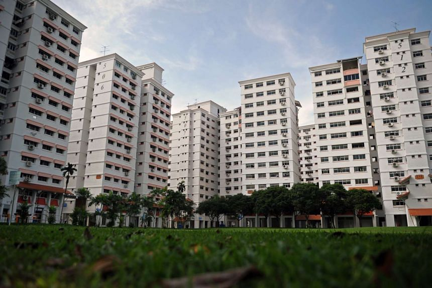 HDB resale prices dipped 1.6 per cent, but the decline has likely stabilised as values in the fourth quarter actually rose a modest 0.1 per cent.