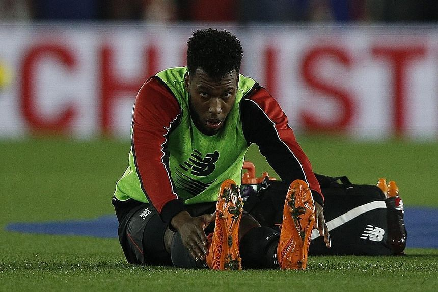 Daniel Sturridge's Liverpool future could be in doubt as he struggles with injury problems that have kept him out for most of this season.