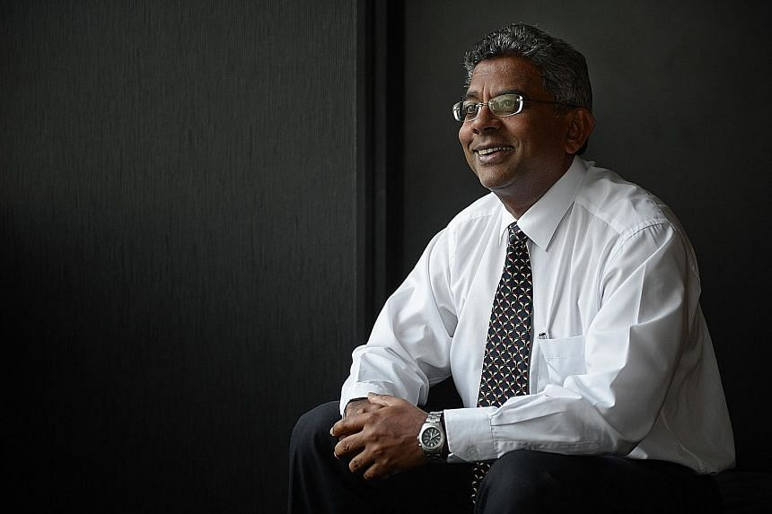 Mr Singham, deputy managing partner at law firm Rodyk & Davidson, feels that Singapore companies will benefit from the Asian Business Law Institute.