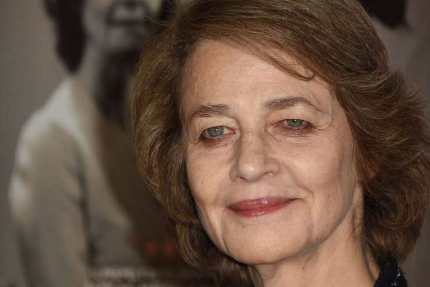 Rampling rejected the idea that the Oscars should have quotas to level the playing field for minorities.