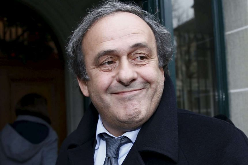 Platini has been banned from all football activities for eight years by Fifa judges over an ethics violation.