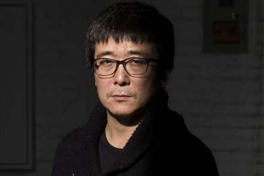 Chinese film-maker Zhao Liang's (above) Behemoth was inspired by Dante's Inferno.