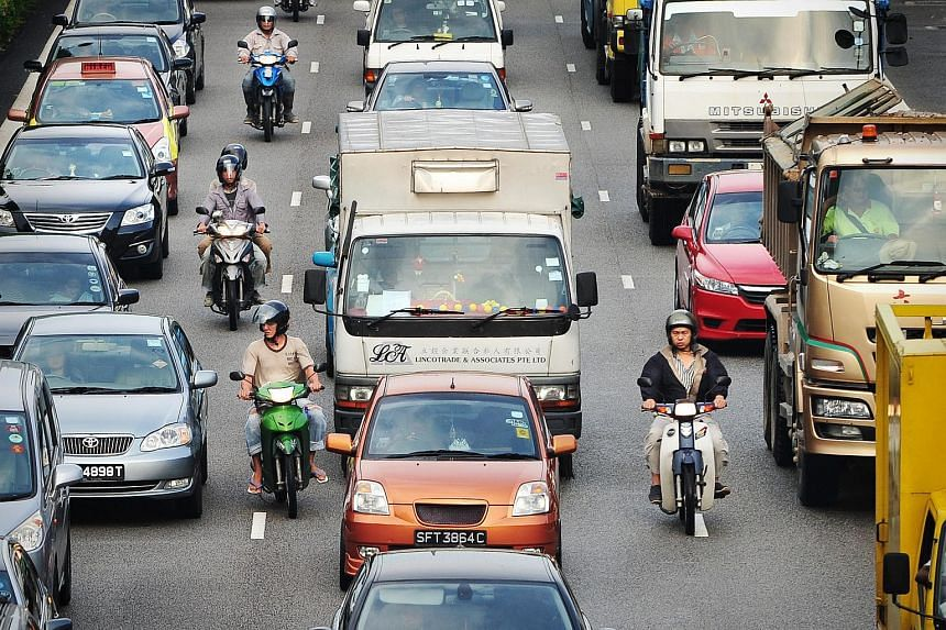 Malaysia's Vehicle Entry Permit (VEP) system will be launched in May.