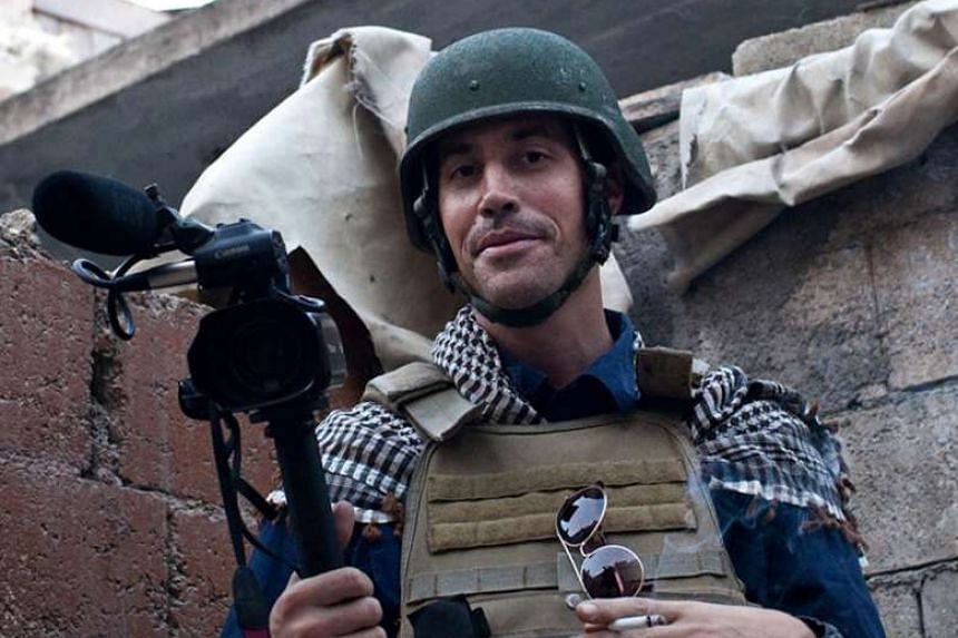 A documentary about slain journalist James Foley (above) received a standing ovation at the Sundance Film Festival.