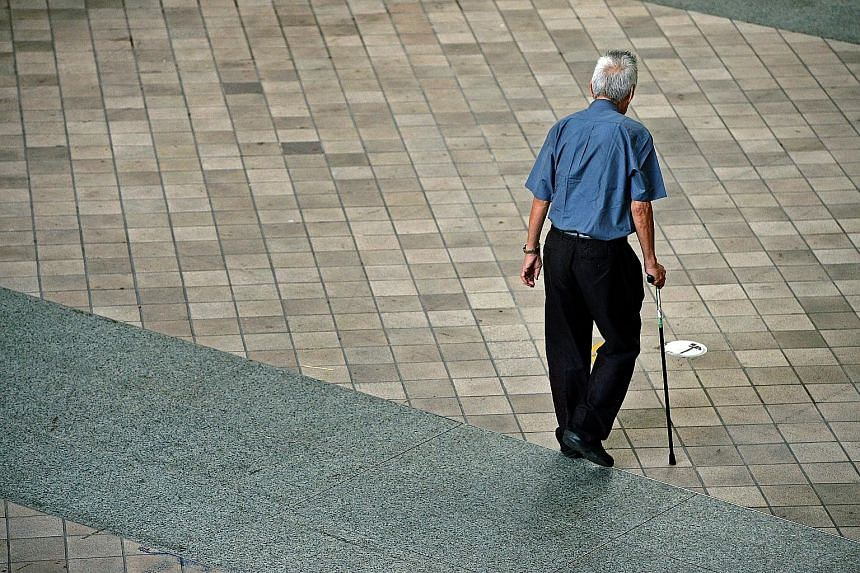 In Singapore, dementia affects an estimated one in 10 people aged over 60.