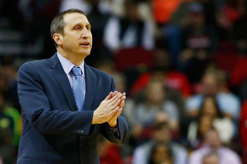 Blatt was fired four days after the Cavaliers had suffered their worst loss of the season.