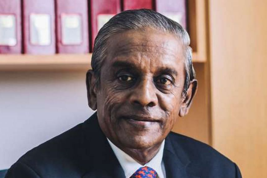 Former senior minister S. Jayakumar said during the 2011 hustings that the president was not ''a centre of power unto himself''.