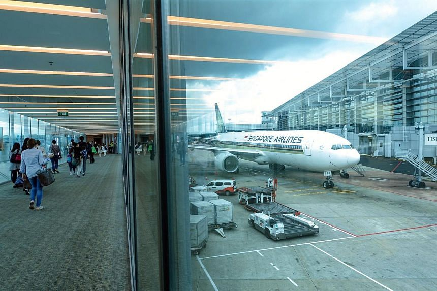 Singapore Airlines said that it regularly reviews fuel surcharge levels.