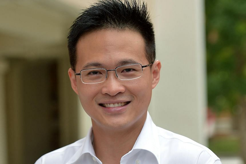 MP Desmond Choo sought to debunk stereotypes about millennials while speaking in Parliament on Jan 25, 2016.