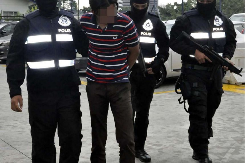Seven suspects, aged between 26 and 50, were arrested in Kedah, Johor, Pahang, Selangor and Kuala Lumpur.