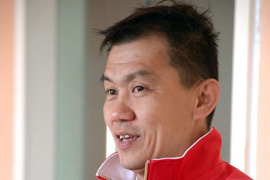 Neo Beng Siang, Singapore's basketball team coach.
