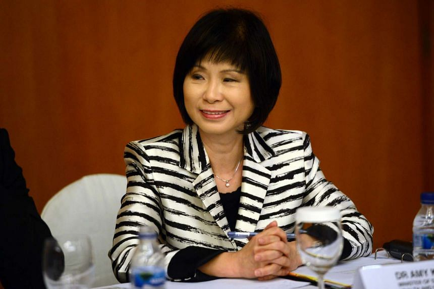 Ms Amy Khor, Minister of State for Health and Manpower, will present awards to healthcare professionals at the Singapore Health Quality Service Award.