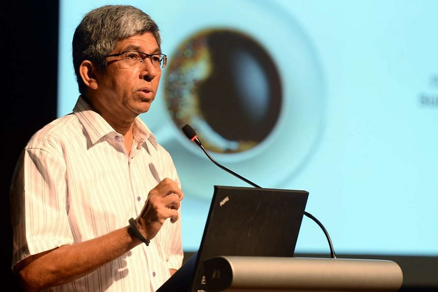 """Dr Yaacob Ibrahim urged the community to """"speak with one rational, moderate voice against exclusivist and extremist doctrines""""."""