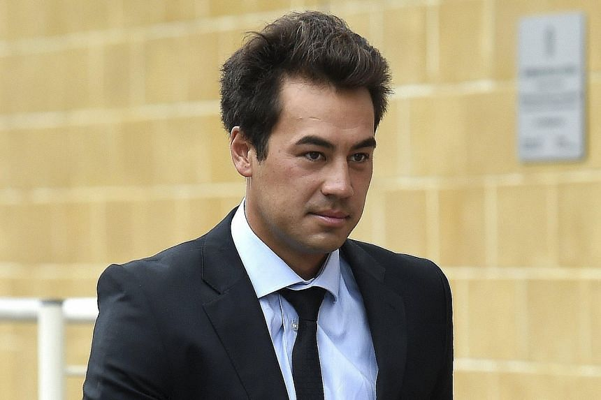 Former player Nick Lindahl could be jailed for offering to lose a match and telling someone so he could bet against him.