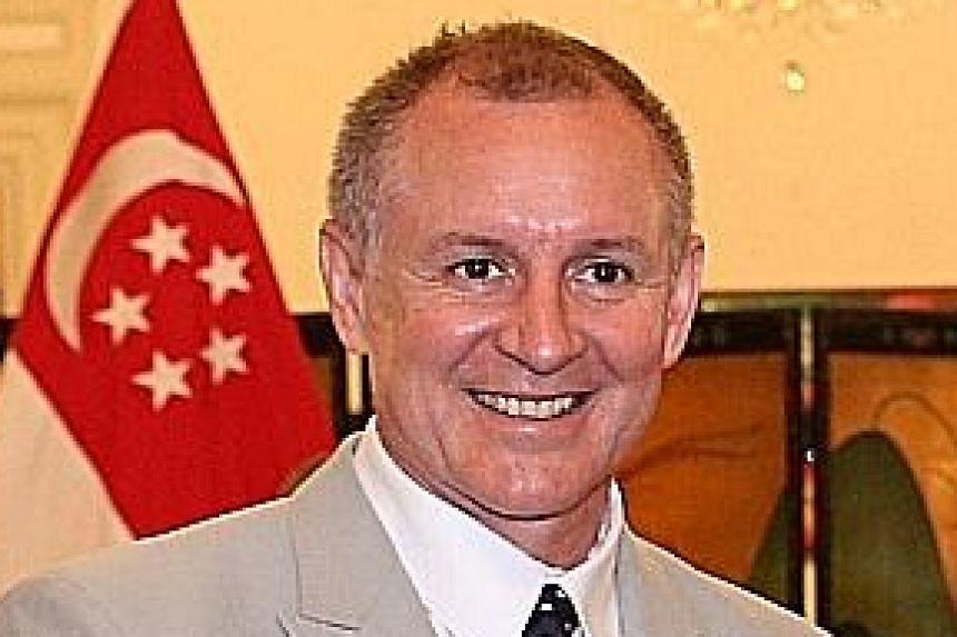 SOUTH AUSTRALIAN PREMIER JAY WEATHERILL