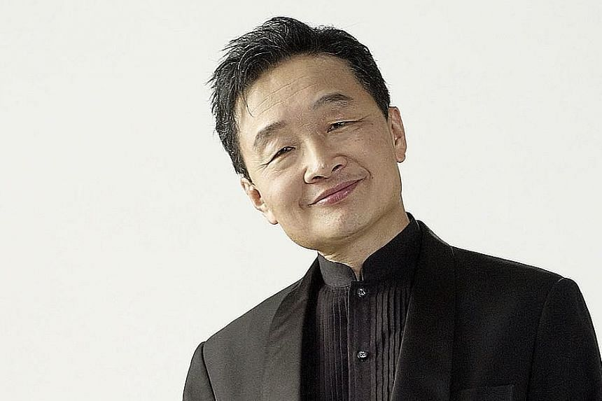 Conductor Yeh Tsung's (above) concert gives a glimpse into the four great classical novels of Chinese literature.