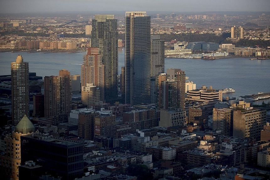 Chinese purchases of New York real estate have surged in the past two years. Inventory in Manhattan has skewed towards the high end after a post-recession building boom saw a flood of lavish condos for ultra-rich buyers.