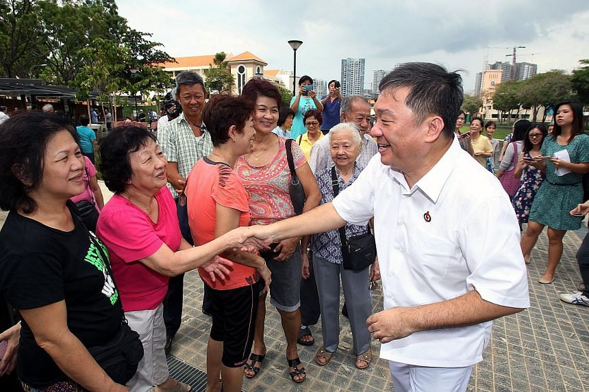 Potong Pasir MP Sitoh Yih Pin credited the PAP's victory at last year's polls to the Government's mindset change and efforts to cut red tape and communicate directly with the people. He also proposed a shift in focus, saying it was more important for