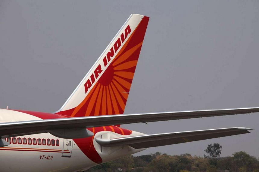 An Air India plane was forced to return to New Delhi almost 30 minutes into flight.