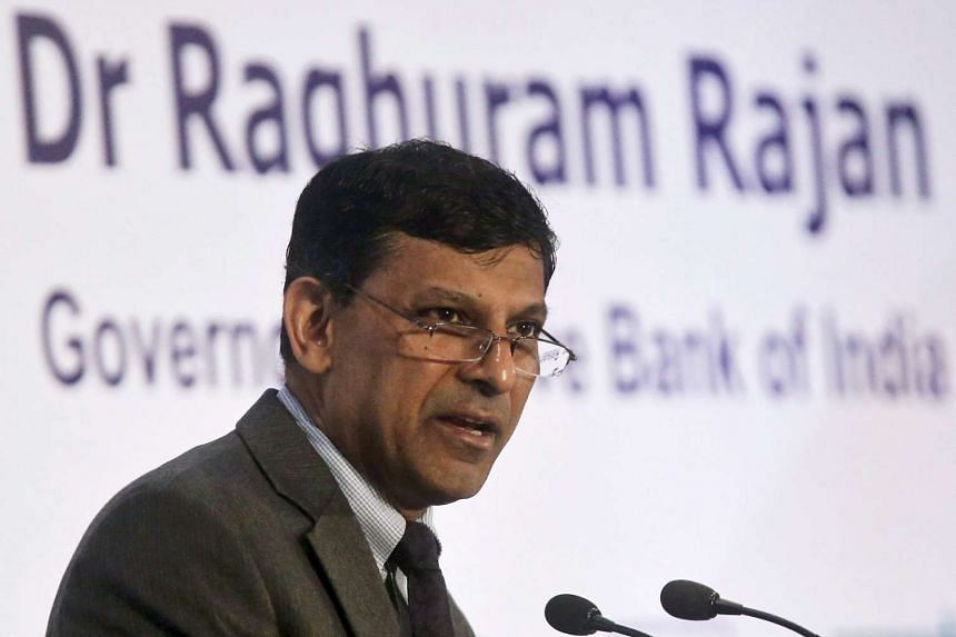 A file picture of Reserve Bank of India (RBI) Governor Raghuram Rajan. PHOTO: REUTERS