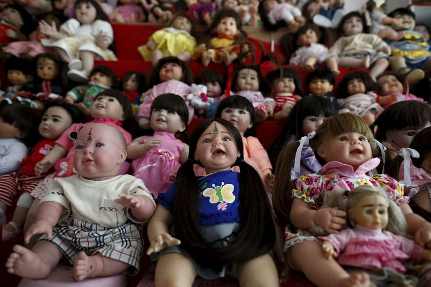 The Civil Aviation Authority of Thailand said that the popular angel dolls were not human beings that cannot be considered passengers.