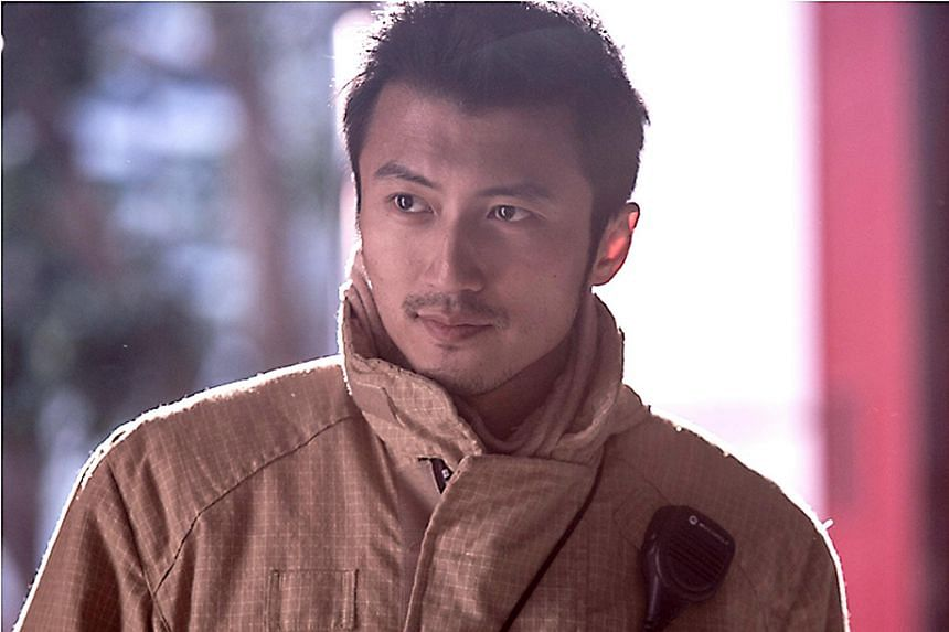 Cinema still of As The Light Goes Out, which starred Nicholas Tse.