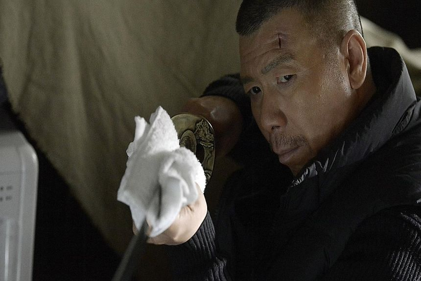 Feng Xiaogang won the Golden Horse Award for Best Actor last November for his role in Mr Six.
