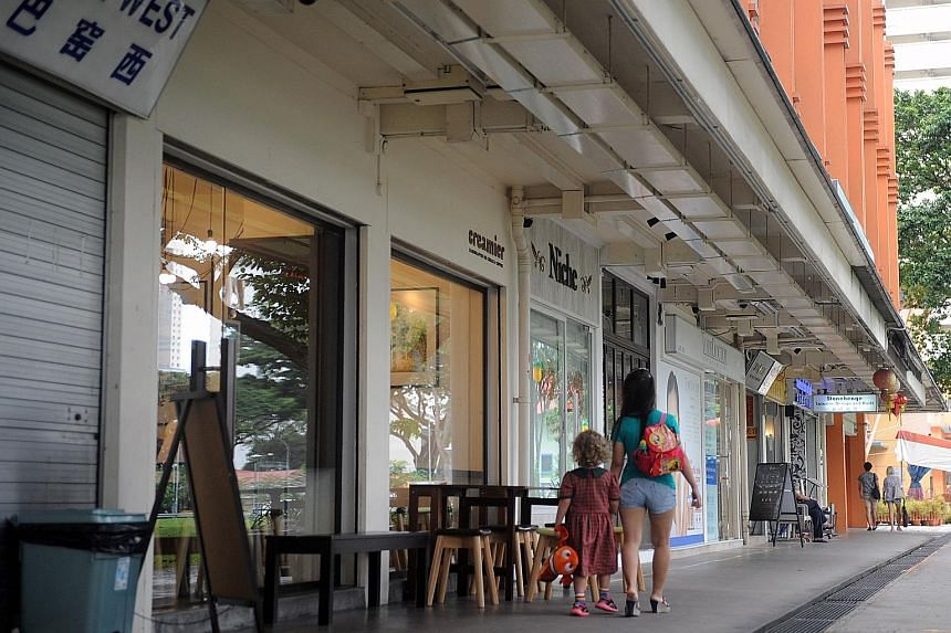 Creamier was started in Toa Payoh West in 2011, and has even expanded despite the poor fate of other neighbourhood shops. Minister of State for Communications and Information, and Health Chee Hong Tat suggested locating start-up hubs in the heartland