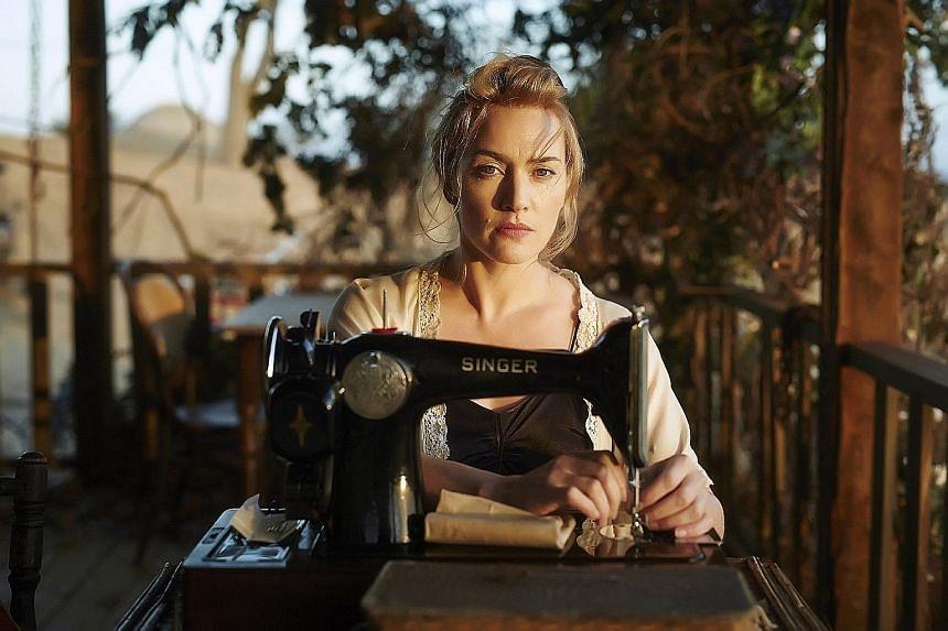 The Dressmaker stars Kate Winslet.