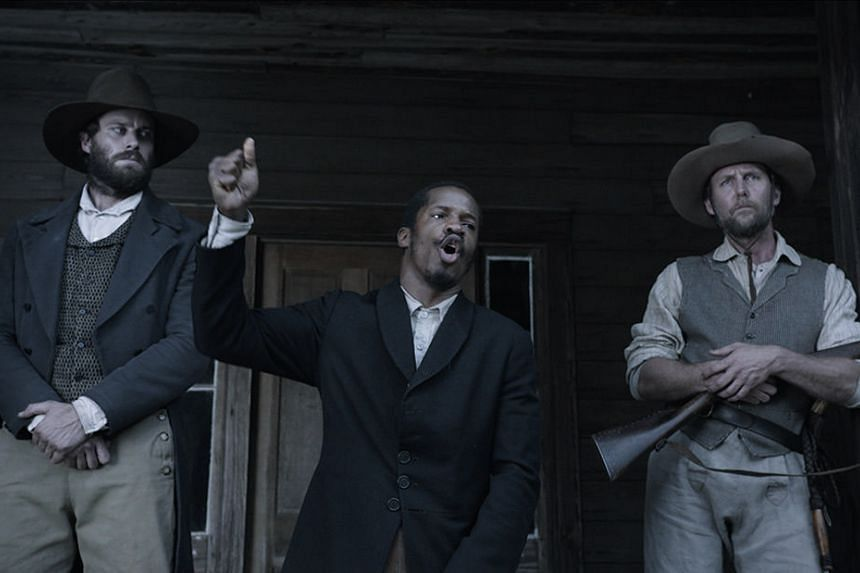 A scene from The Birth Of A Nation.