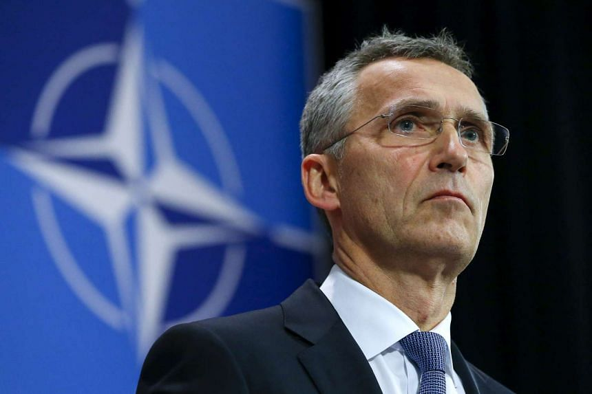 Nato Secretary-General Jens Stoltenberg said the US requested the alliance's aid in providing AWACS aircraft to help fight ISIS.