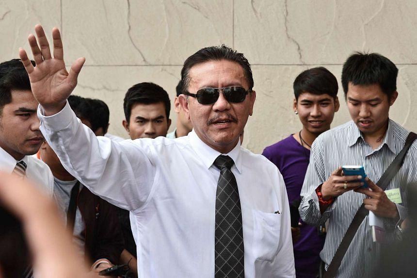 Chuwit Kamolvisit was jailed for trespassing, false imprisonment and criminal damage.