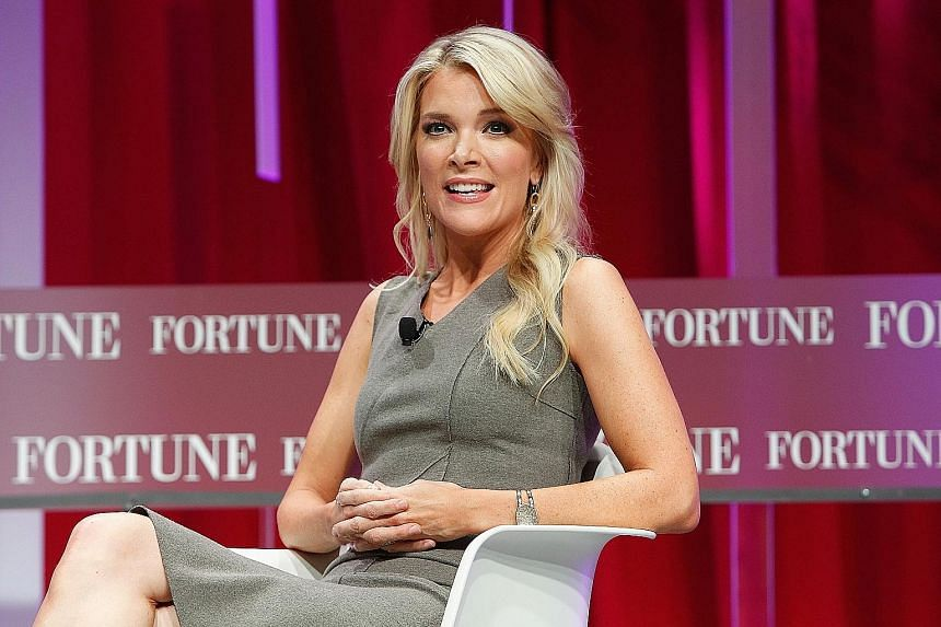 During last August's presidential primary debate, Ms Megyn Kelly questioned Mr Donald Trump about his past comments denigrating women.
