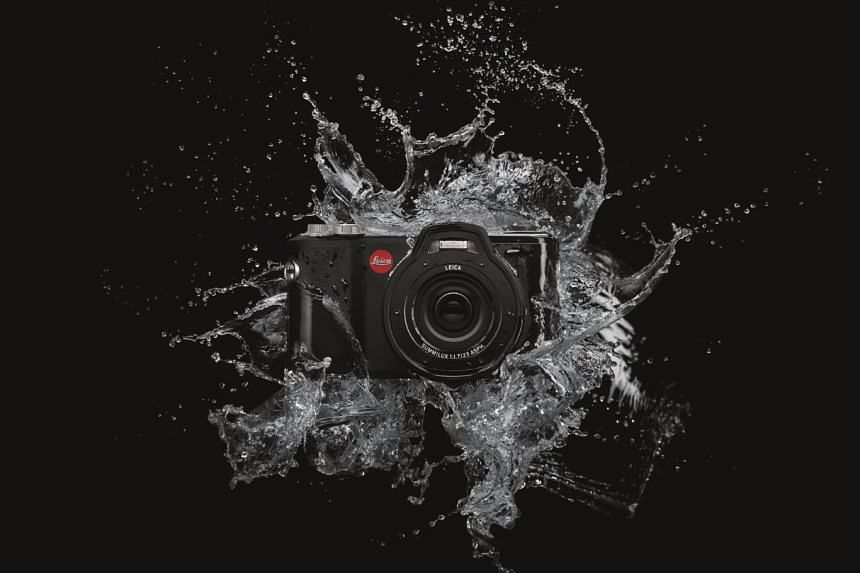 Leica X-U (Typ 113) is the German camera maker's first rugged compact camera. PHOTO: Leica