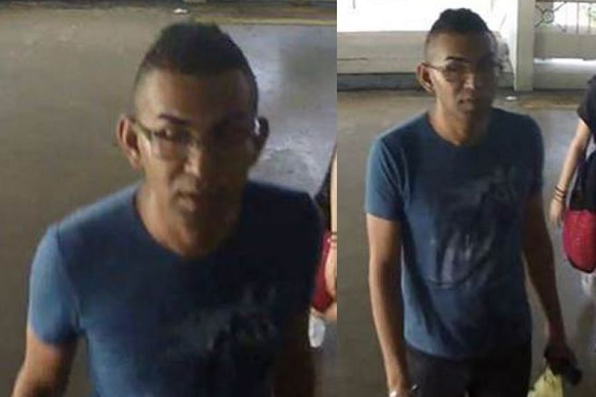 This man allegedly impersonated a public servant on Jan 7 at Block 671A Bedok Reservoir Road.