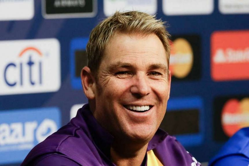 "Shane Warne, the charity's chairman, has complained about ""malicious attacks and false allegations""."