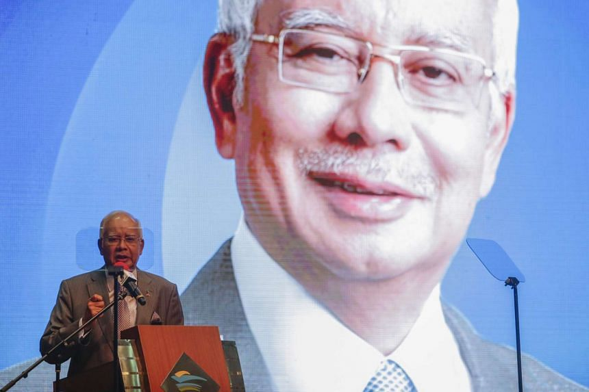 Malaysia Prime Minister Najib Razak refused to confirm that a leadership change was certain.